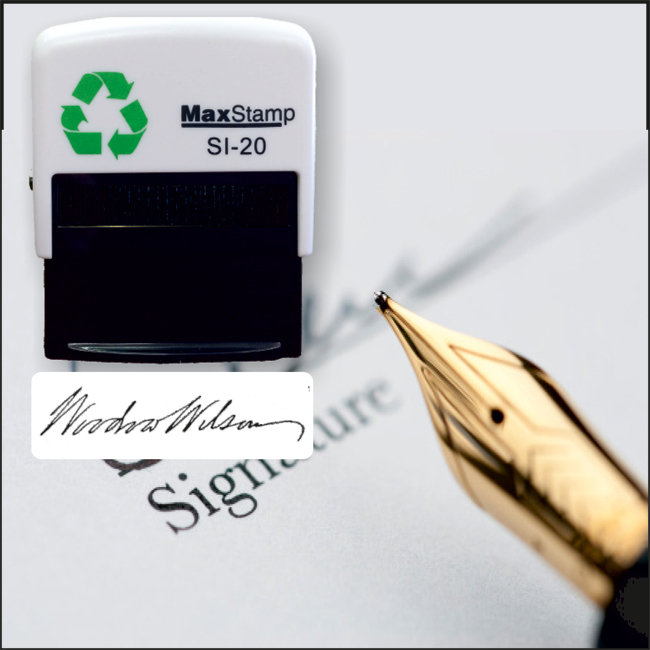 SignatureStamp